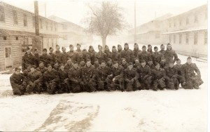 January, 1943, Fort Custer